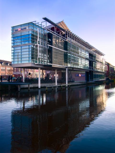 ING Hoofdkantoor – Haarlem