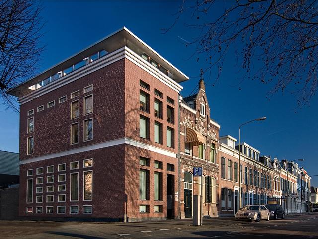 Parklaan 1, Haarlem
