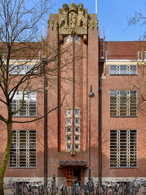 Stadskantoor Zijlpoort, Haarlem