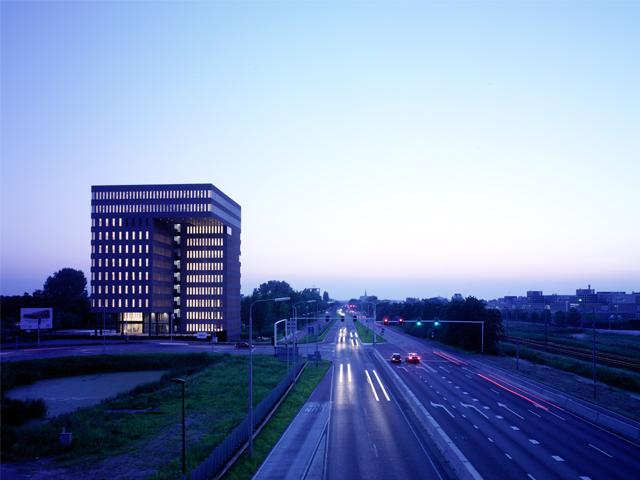 Oostpoortcentre, Haarlem