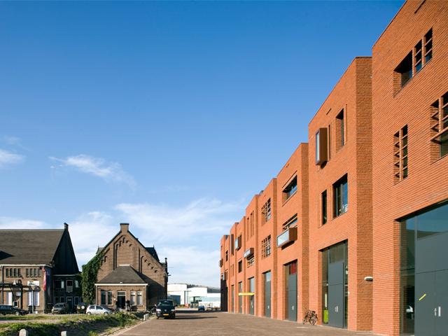 Nieuwe Energie Cluster 6, Haarlem